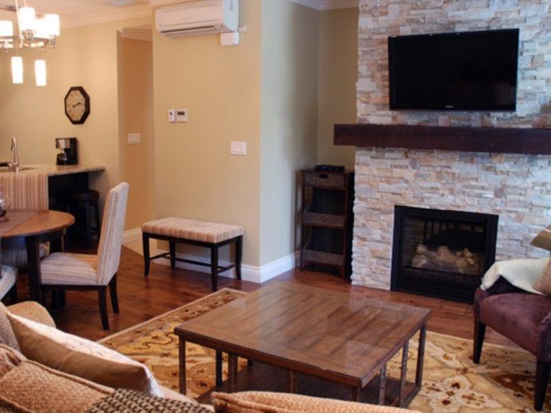 two-bedroom-villa-fireplace